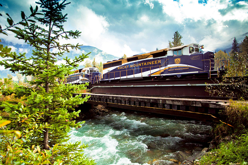 Grand Tour of Canada & the Rocky Mountaineer