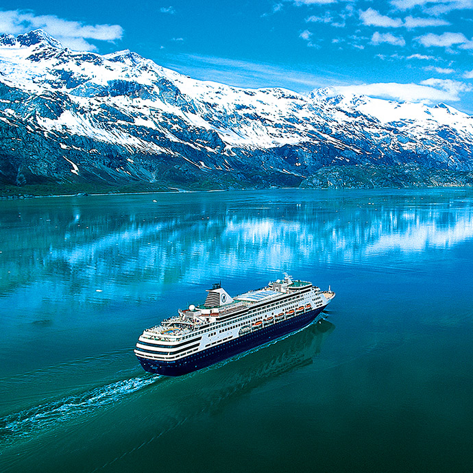 Canadian Rockies and an Alaskan Cruise
