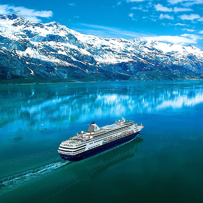 Canadian Rockies and an Alaskan Cruise
