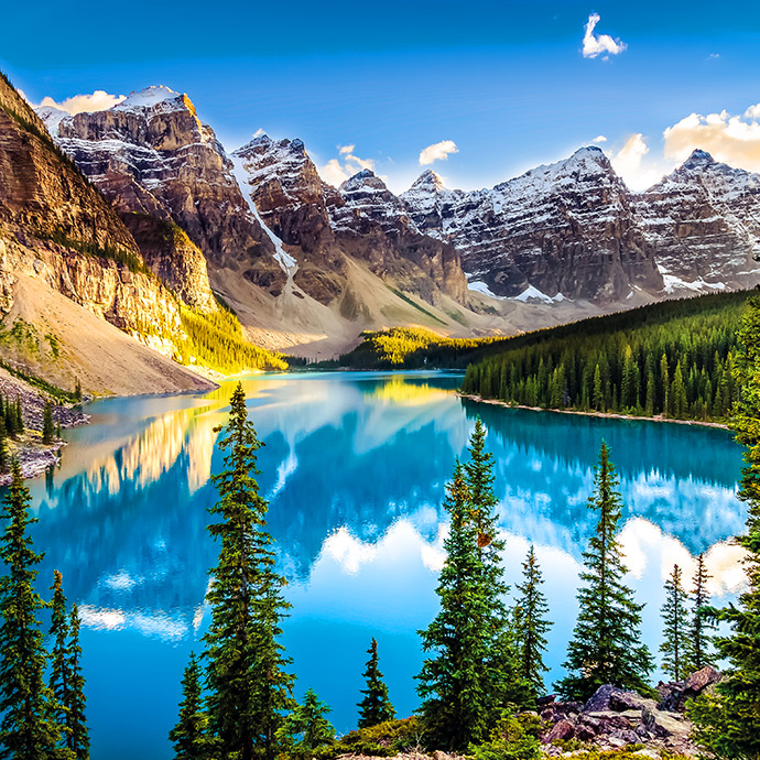 Canadian Rockies with Rocky Mountaineer