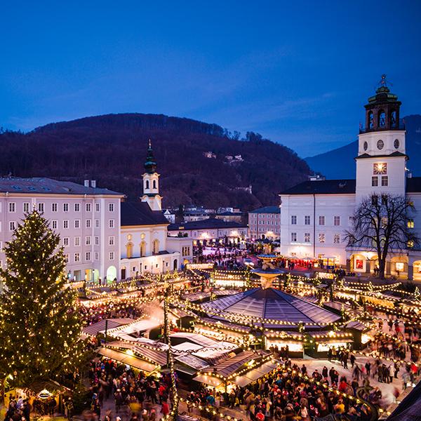 Austrian Advent - Salzburg & Lakes
