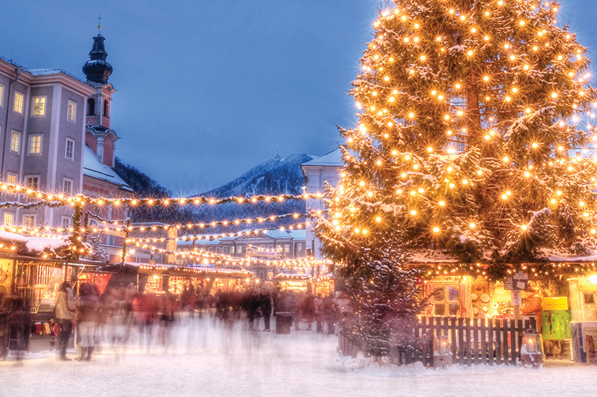 Salzberg Christmas Market