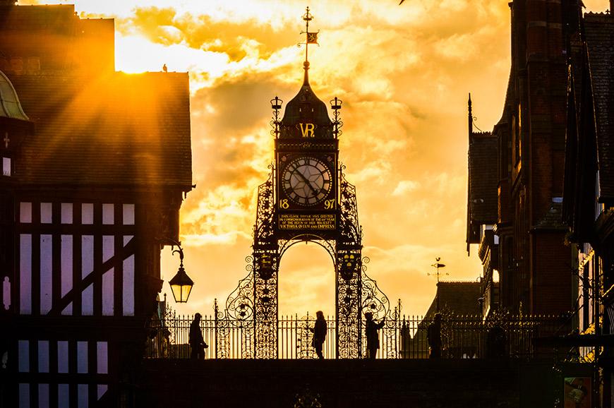 Eastgate Clock, Chester