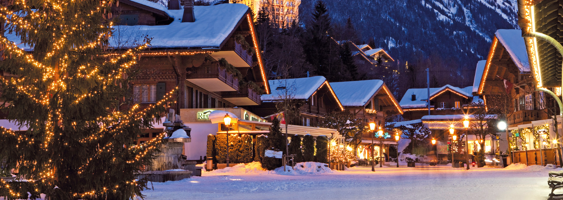 Christmas In Switzerland.6 Day Christmas Break In Switzerland Travelsphere