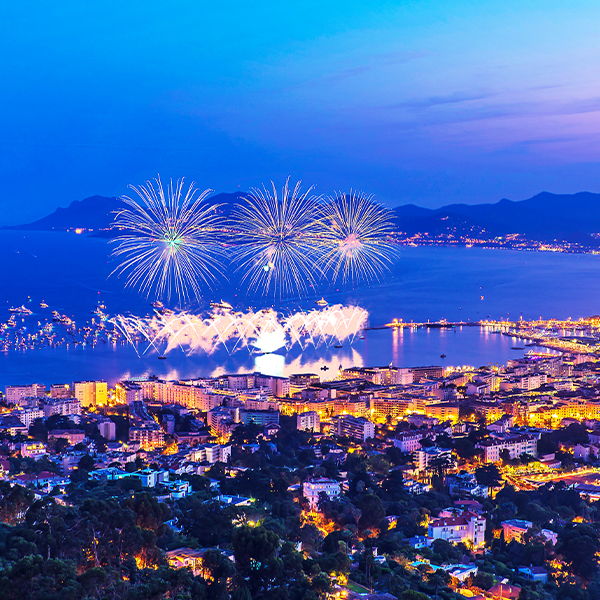 Christmas & New Year on the Italian & French Riviera