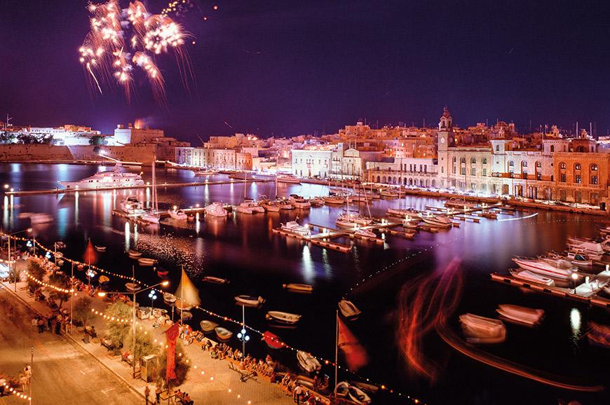 New Year's Eve, Valletta