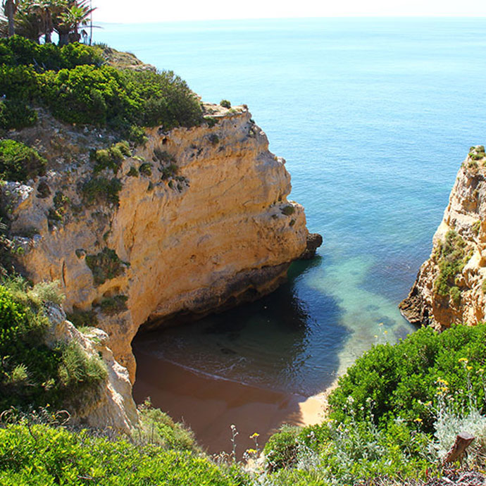 New Year on the Algarve Coast